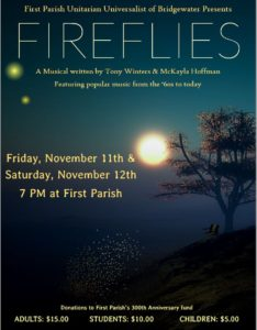 Fireflies Flyer