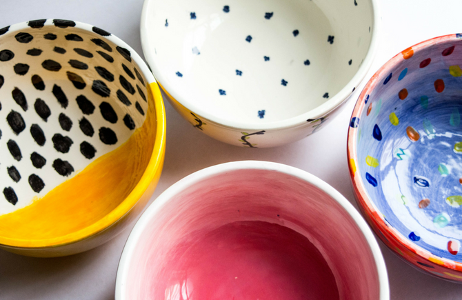Empty Bowls Painting Parties